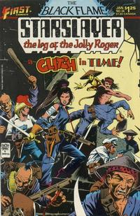 Cover Thumbnail for Starslayer (First, 1983 series) #24