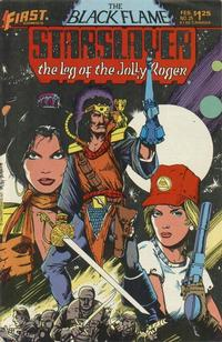 Cover Thumbnail for Starslayer (First, 1983 series) #25