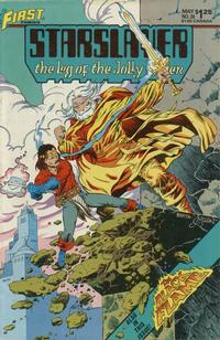 Cover Thumbnail for Starslayer (First, 1983 series) #28