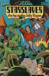 Cover Thumbnail for Starslayer (First, 1983 series) #30