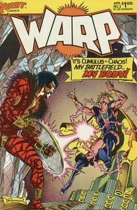 Cover Thumbnail for Warp (First, 1983 series) #2