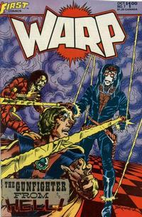 Cover Thumbnail for Warp (First, 1983 series) #7