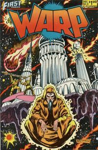 Cover Thumbnail for Warp (First, 1983 series) #9