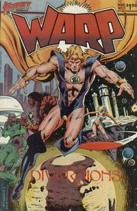 Cover Thumbnail for Warp (First, 1983 series) #11