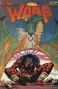 Cover Thumbnail for Warp (First, 1983 series) #12