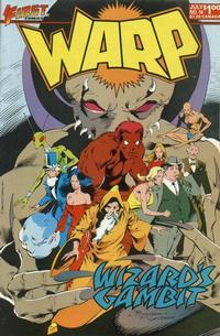 Cover Thumbnail for Warp (First, 1983 series) #14