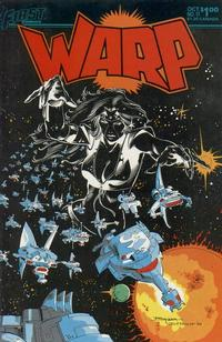 Cover Thumbnail for Warp (First, 1983 series) #17