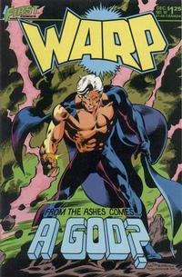 Cover Thumbnail for Warp (First, 1983 series) #18