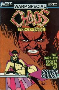 Cover Thumbnail for Warp Special (First, 1983 series) #1