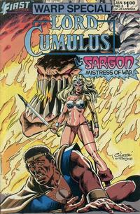 Cover Thumbnail for Warp Special (First, 1983 series) #2