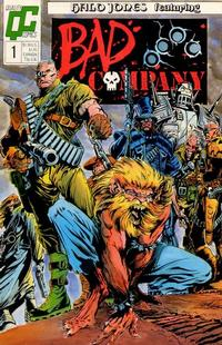 Cover Thumbnail for Bad Company (Fleetway/Quality, 1988 series) #1