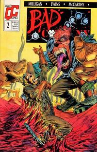 Cover Thumbnail for Bad Company (Fleetway/Quality, 1988 series) #2