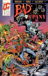Cover Thumbnail for Bad Company (Fleetway/Quality, 1988 series) #3
