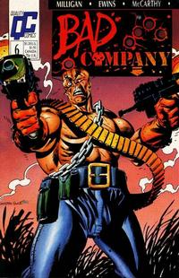 Cover Thumbnail for Bad Company (Fleetway/Quality, 1988 series) #6