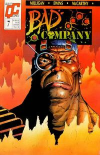 Cover Thumbnail for Bad Company (Fleetway/Quality, 1988 series) #7