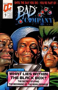 Cover Thumbnail for Bad Company (Fleetway/Quality, 1988 series) #9