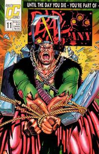 Cover Thumbnail for Bad Company (Fleetway/Quality, 1988 series) #11