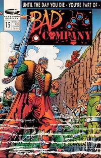 Cover Thumbnail for Bad Company (Fleetway/Quality, 1988 series) #15