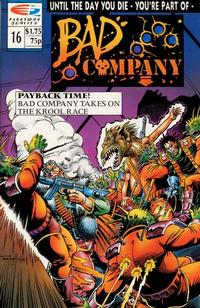 Cover Thumbnail for Bad Company (Fleetway/Quality, 1988 series) #16