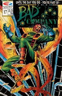 Cover Thumbnail for Bad Company (Fleetway/Quality, 1988 series) #17