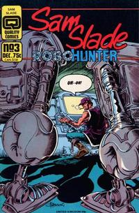 Cover Thumbnail for Sam Slade, Robo-Hunter (Quality Periodicals, 1986 series) #3