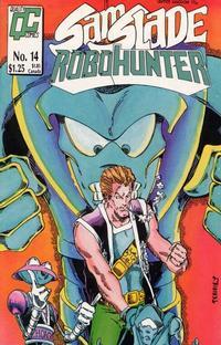 Cover Thumbnail for Sam Slade, RoboHunter (Fleetway/Quality, 1987 series) #14