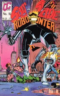 Cover Thumbnail for Sam Slade, RoboHunter (Fleetway/Quality, 1987 series) #16 [US]