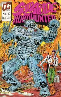 Cover Thumbnail for Sam Slade, RoboHunter (Fleetway/Quality, 1987 series) #17 [US]