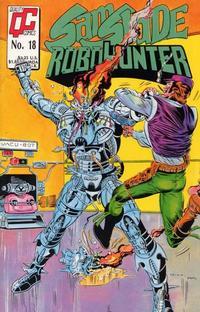Cover Thumbnail for Sam Slade, RoboHunter (Fleetway/Quality, 1987 series) #18 [US]