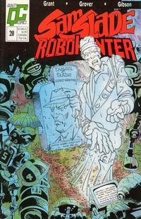 Cover Thumbnail for Sam Slade, RoboHunter (Fleetway/Quality, 1987 series) #20 [US]