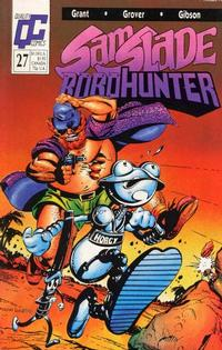 Cover Thumbnail for Sam Slade, RoboHunter (Fleetway/Quality, 1987 series) #27