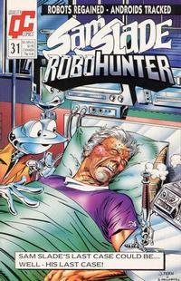 Cover Thumbnail for Sam Slade, RoboHunter (Fleetway/Quality, 1987 series) #31