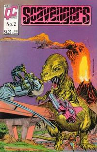 Cover Thumbnail for Scavengers (Fleetway/Quality, 1988 series) #2 [US]