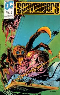 Cover Thumbnail for Scavengers (Fleetway/Quality, 1988 series) #5 [US]