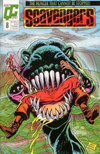 Cover Thumbnail for Scavengers (Fleetway/Quality, 1988 series) #8 [US]