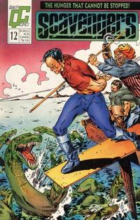Cover Thumbnail for Scavengers (Fleetway/Quality, 1988 series) #12 [US]