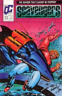 Cover Thumbnail for Scavengers (Fleetway/Quality, 1988 series) #13 [US]