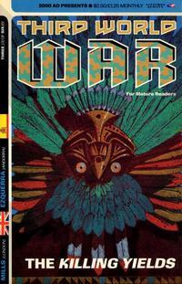 Cover Thumbnail for Third World War (Fleetway Publications, 1990 series) #3