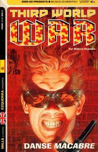 Cover Thumbnail for Third World War (Fleetway Publications, 1990 series) #4