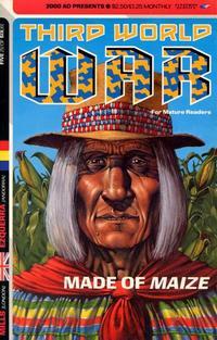 Cover Thumbnail for Third World War (Fleetway Publications, 1990 series) #5