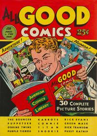 Cover Thumbnail for All Good Comics (Fox, 1944 series)