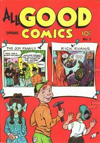 Cover Thumbnail for All Good Comics (Fox, 1946 series) #1