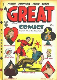 Cover Thumbnail for All Great Comics (Fox, 1946 series) #14