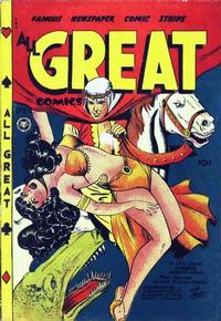 Cover Thumbnail for All Great Comics (Fox, 1946 series) #13