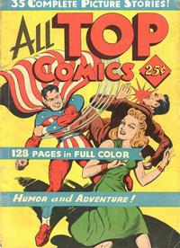 Cover Thumbnail for All Top Comics (Fox, 1944 series)