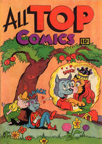 Cover Thumbnail for All Top Comics (Fox, 1946 series) #1