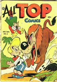 Cover Thumbnail for All Top Comics (Fox, 1946 series) #4