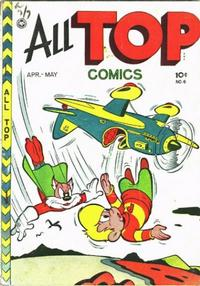 Cover Thumbnail for All Top Comics (Fox, 1946 series) #6