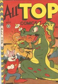 Cover Thumbnail for All Top Comics (Fox, 1946 series) #7 [b]