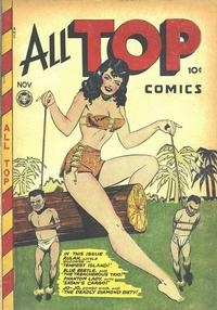 Cover Thumbnail for All Top Comics (Fox, 1946 series) #8